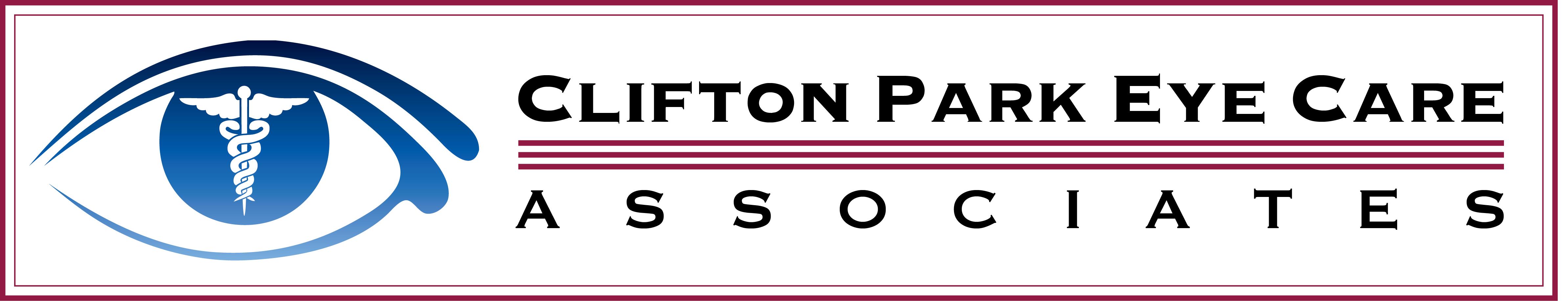 Clifton Park Eye Care Association Logo