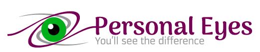 Personal Eyes Logo