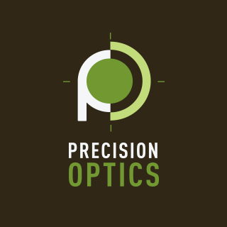Precision Optics Logo