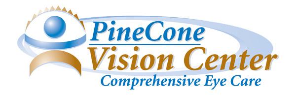 Pine Cone Vision Center Logo