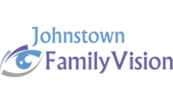 Johnstown Family Vision and Hearing, I Logo