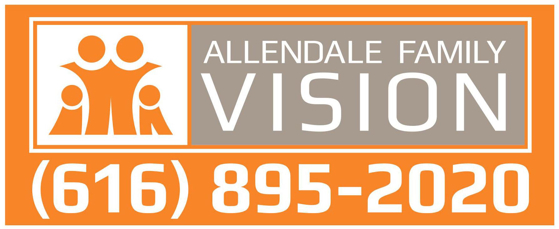 Allendale Family Vision Logo