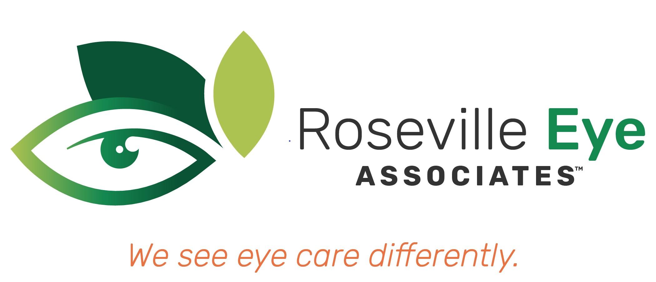 Roseville Eye Association Logo