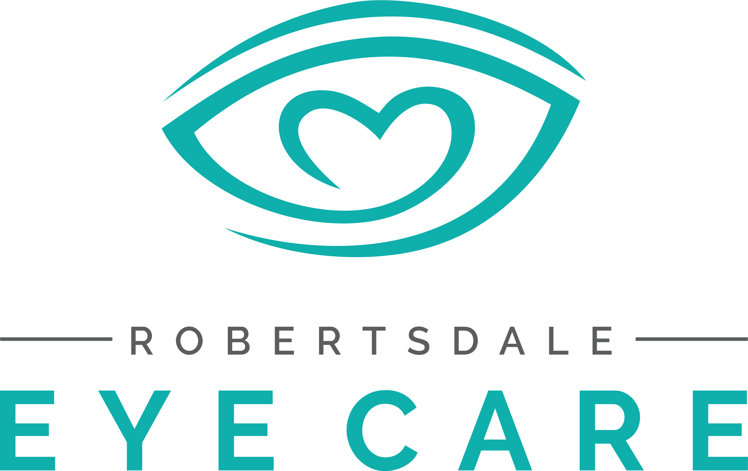 Robertsdale Eye Care Logo