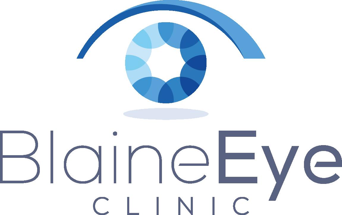 Blaine Eye Clinic Logo