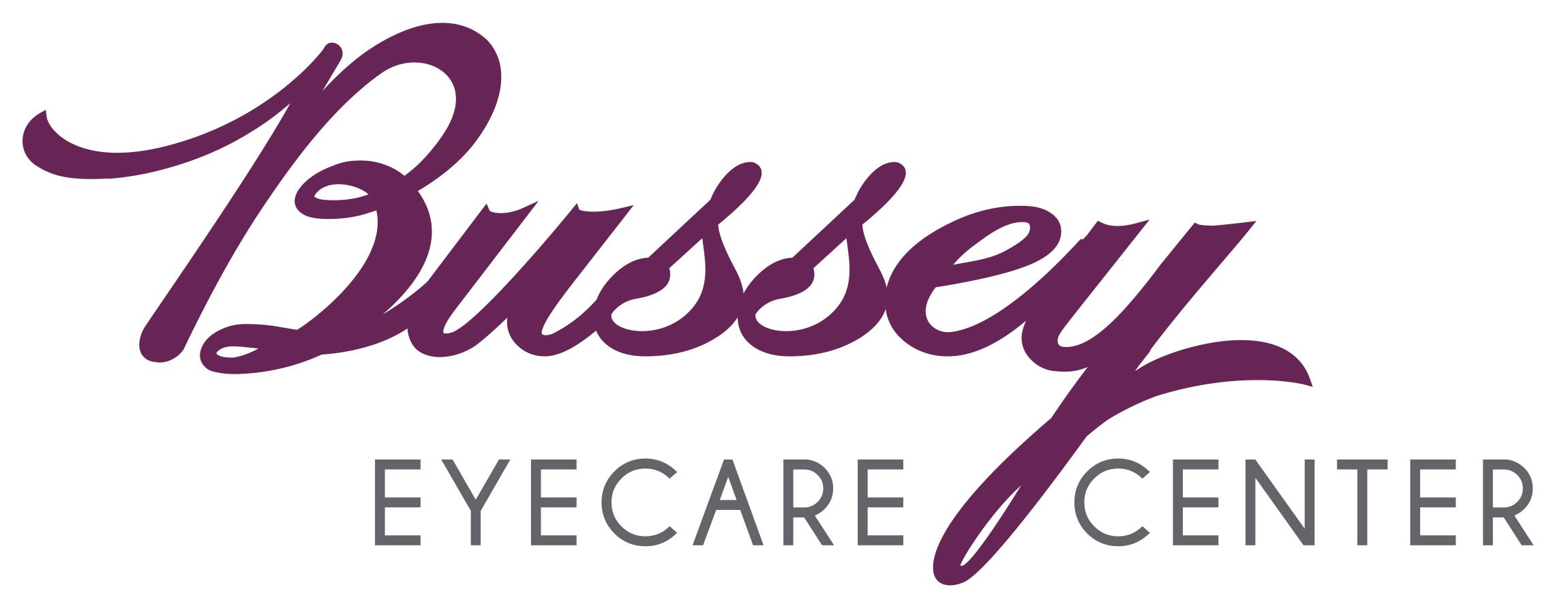 Bussey Eyecare Center Logo