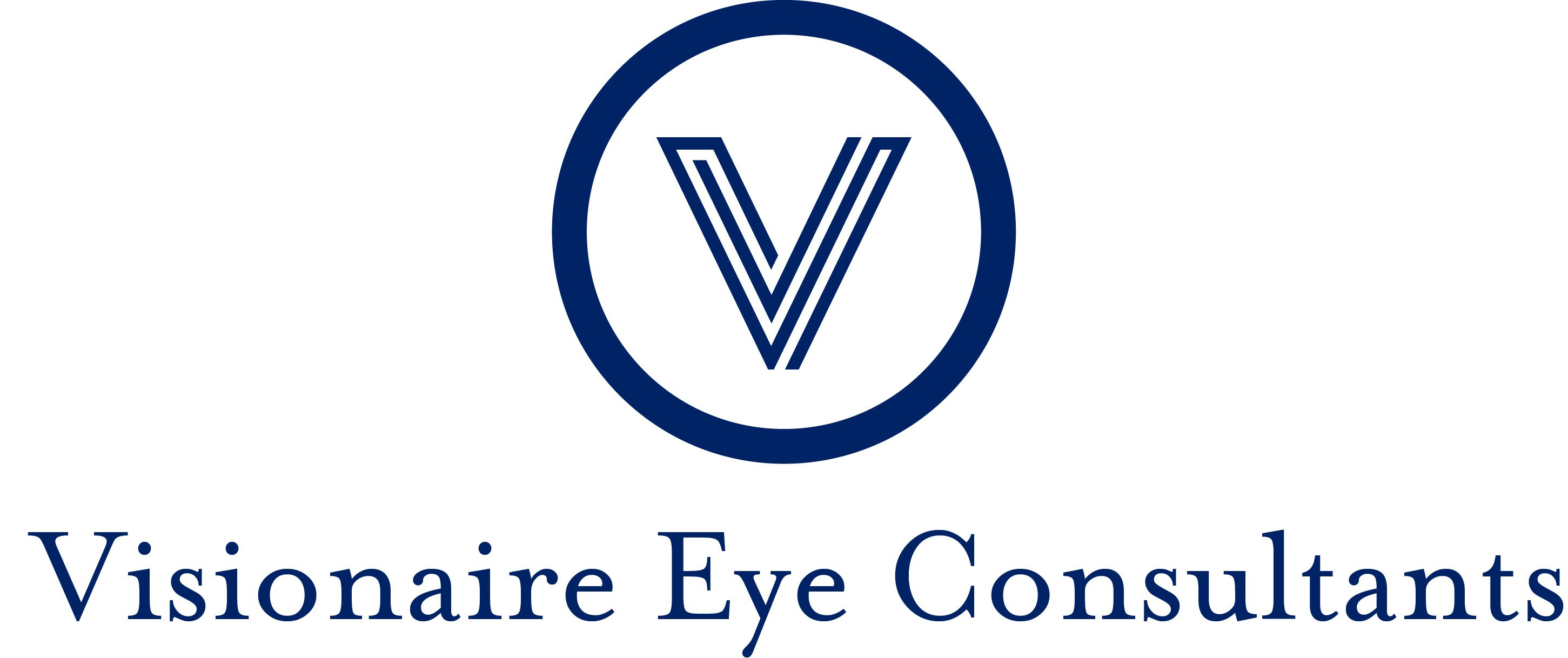 Visionaire Eye Consultants Logo