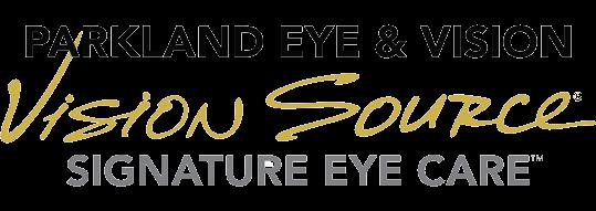 Parkland Eye and Vision Logo