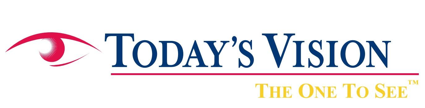 Today's Vision Barker Cypress Logo