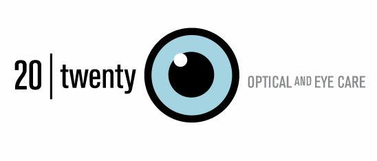 20/Twenty Optical & Eye Care Logo