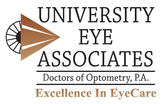 University Eye Associates, O.D. P.A. Logo