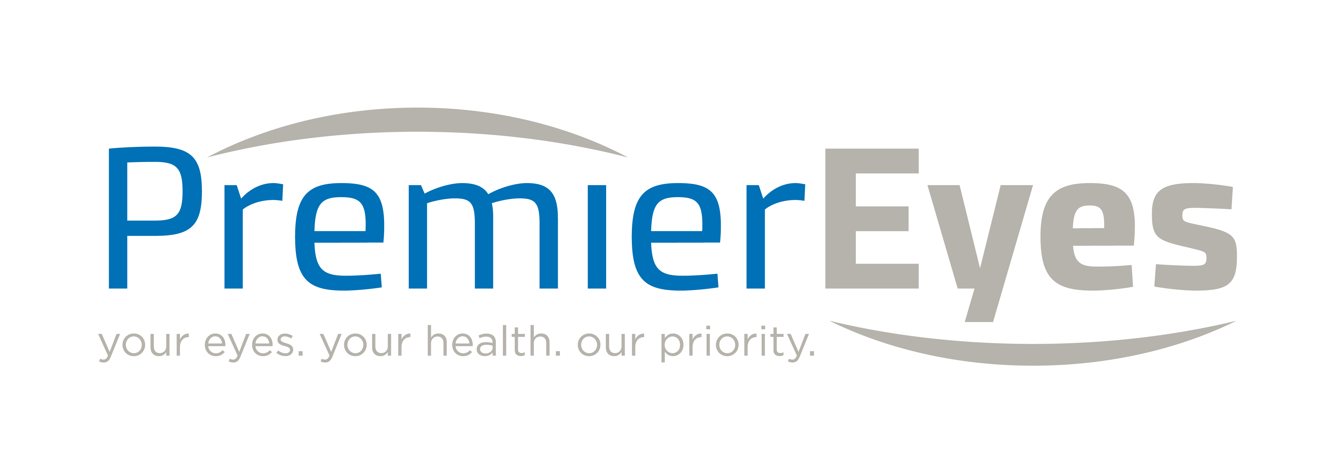 Premier Eyes,SC Logo