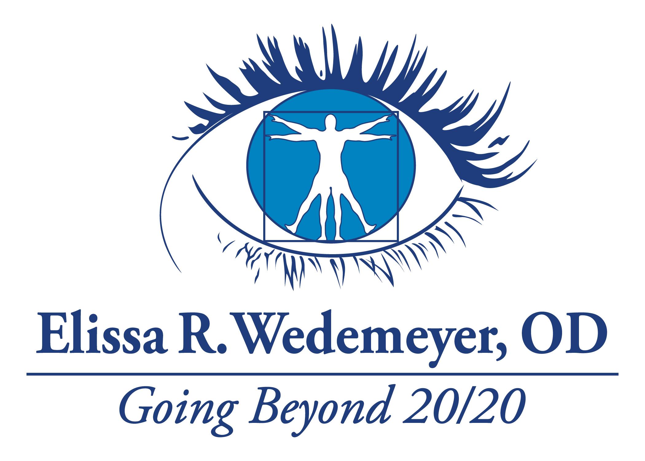 Elissa R. Wedemeyer,OD Logo