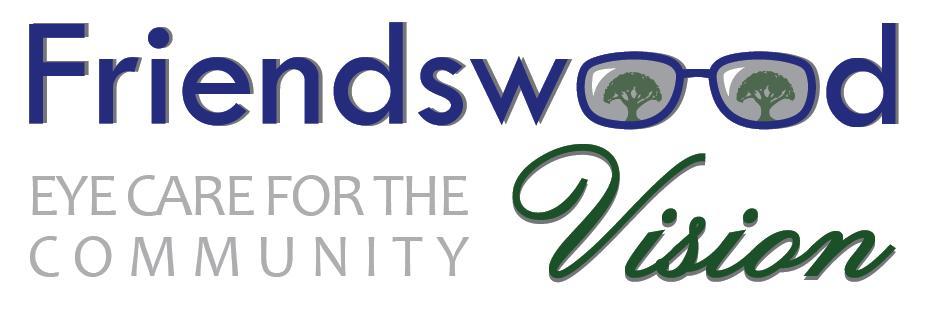 Friendswood Vision Logo