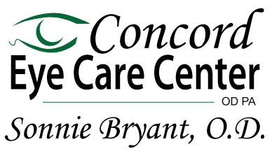 Concord Eye Care Center Logo