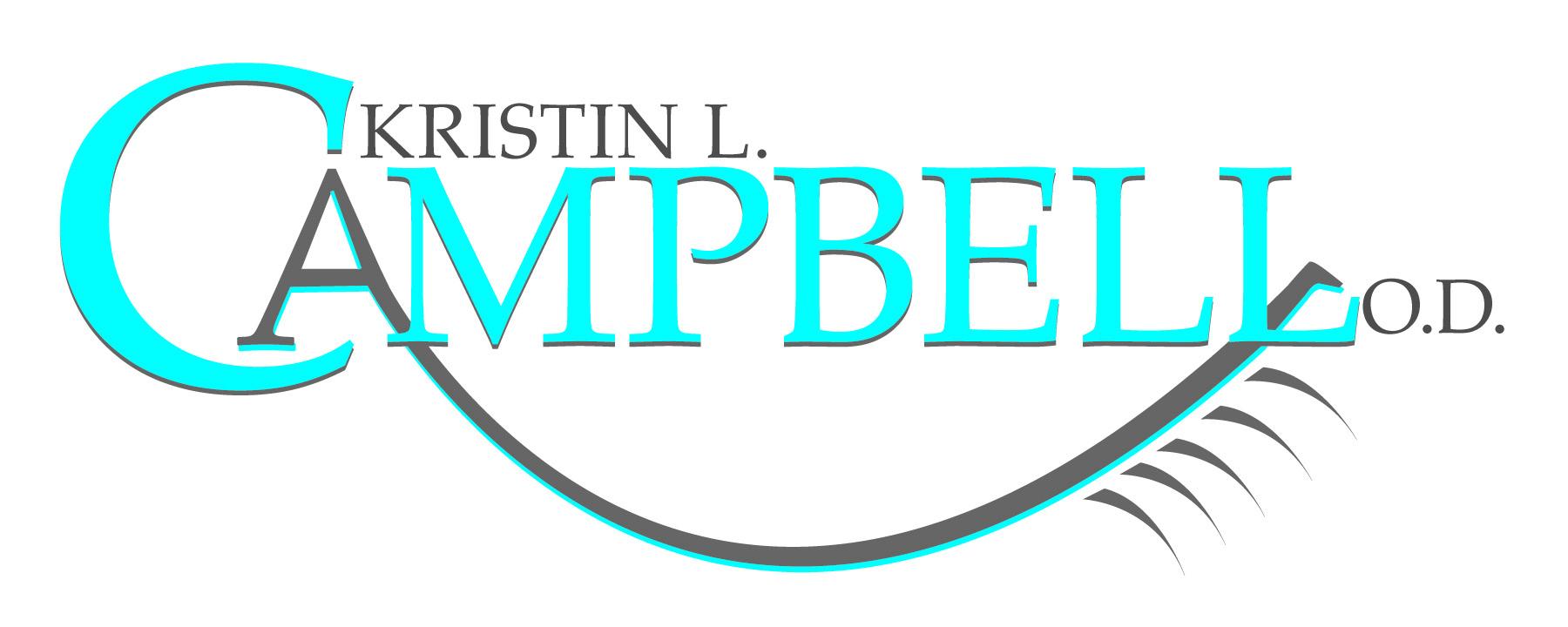 Kristin L. Campbell,OD Logo