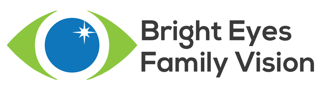 Bright Eyes Family Vision Logo
