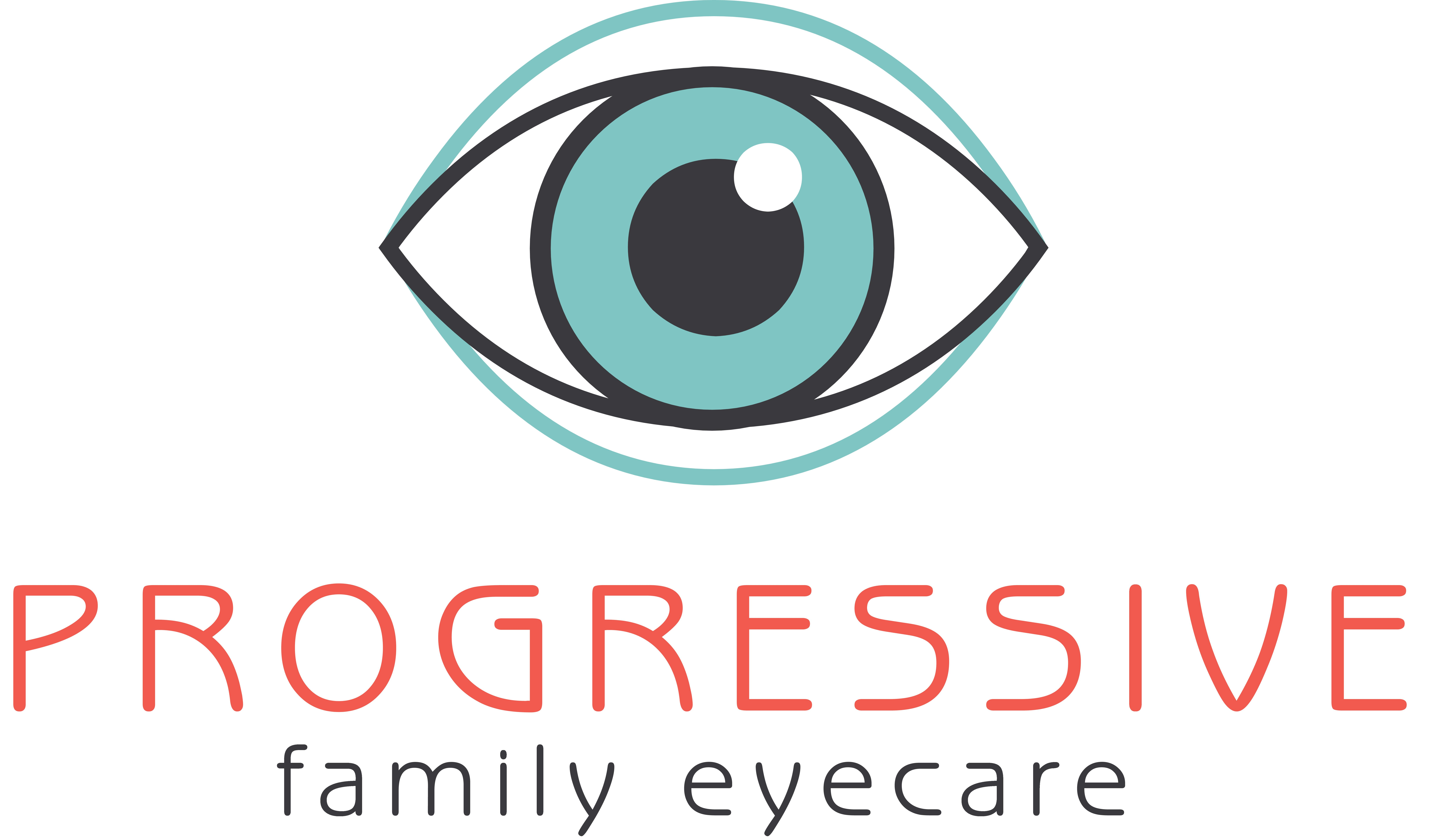 Progressive Family Eyecare Logo