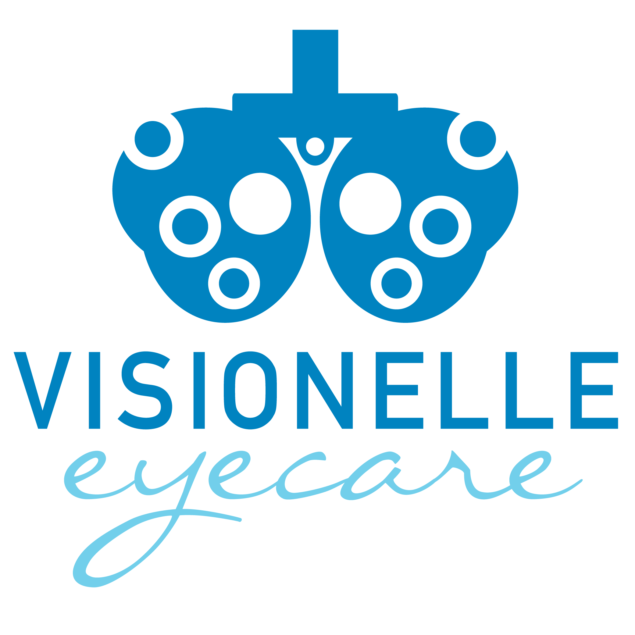 Visionelle Eyecare, Inc. Logo