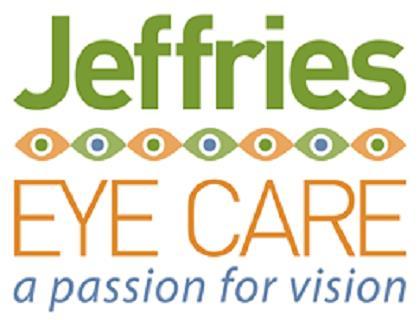 Jeffries Eye Care Logo