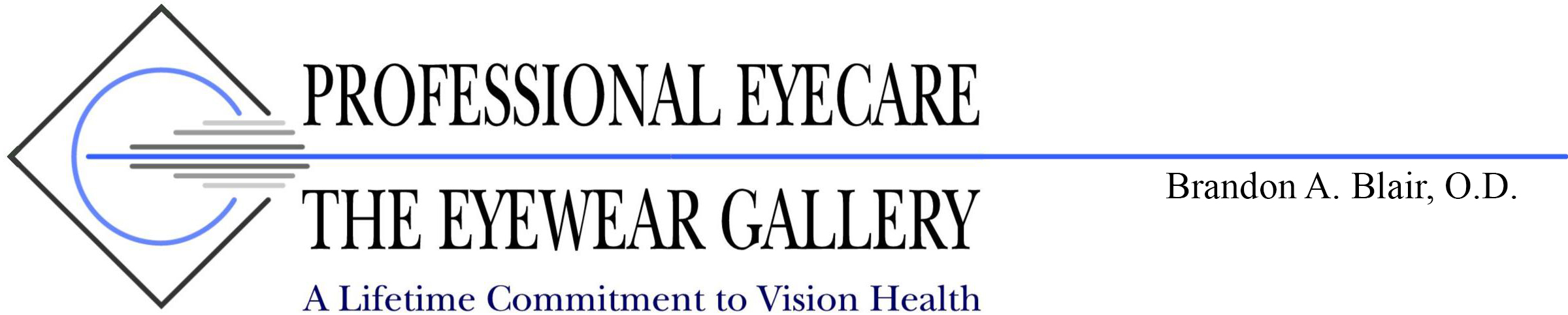 Professional Eyecare Logo