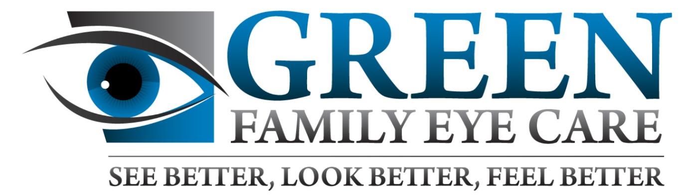 Green Family Eye Care Logo
