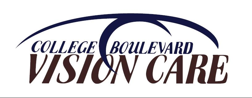College Boulevard Vision Care Logo