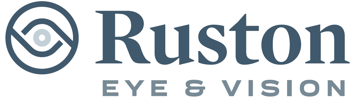 Ruston Eye & Vision Logo
