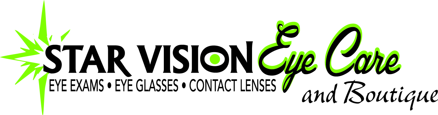 Star Vision Eye Care Logo