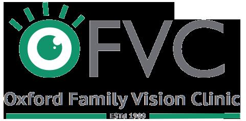 Oxford Family Vision Clinic Logo