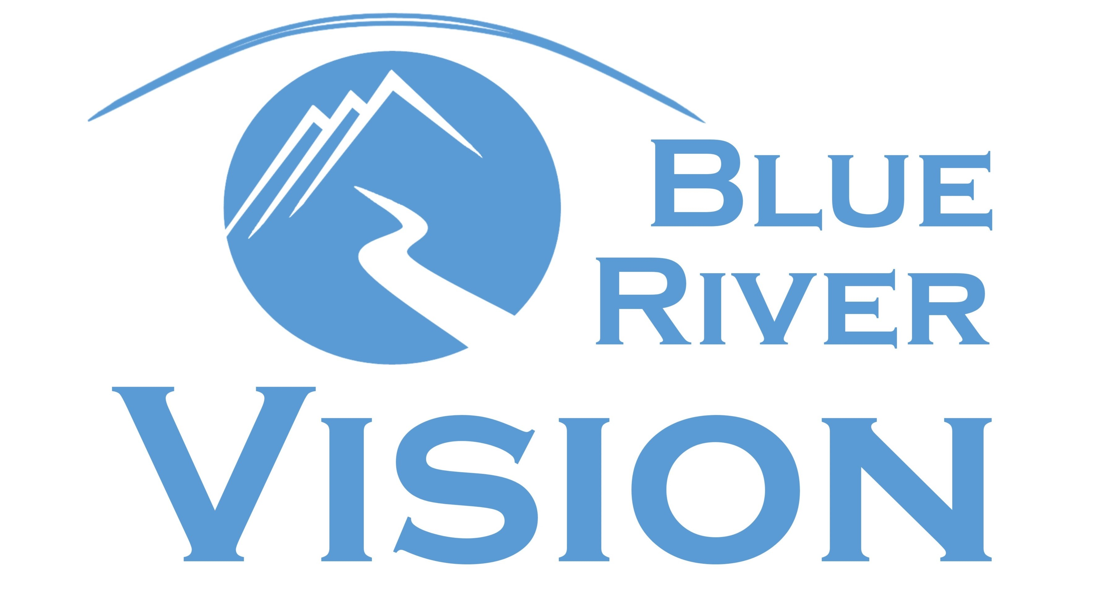 Blue River Vision, PLLC Logo