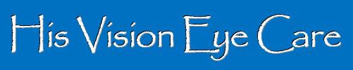 His Vision Eye Care Logo
