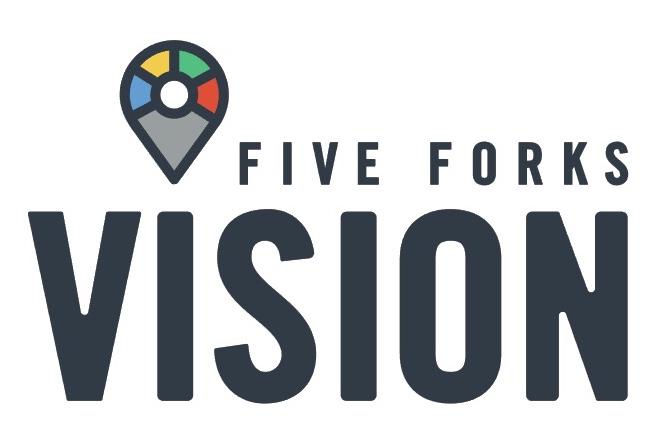 Five Forks Vision Logo