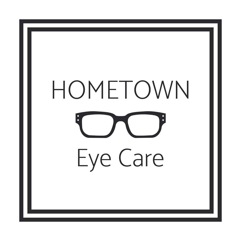 Hometown Eye Care Logo