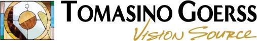 Tomasino Goerss Vision Source Logo