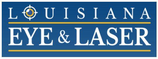Louisiana Eye & Laser Logo